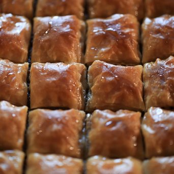 Aleppo Sweets Authentic Syrian Baklava
