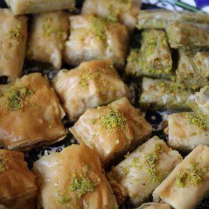 Aleppo Sweets Baklava